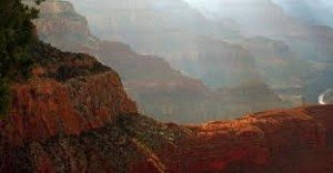 Grand Canyon haze