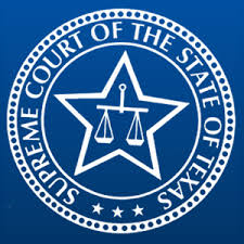 Texas Supreme Court seal
