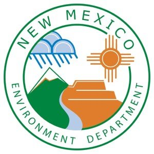 New Mexico NMED logo