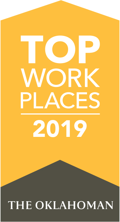 Oklahoma Top Places to Work