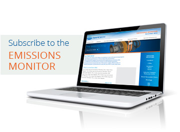 Subscribe to the Emissions Monitor
